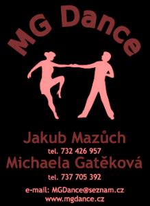 Výstřižek Mg Dance