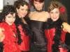 Moulin Rouge a kadeřnický tým Omorfi