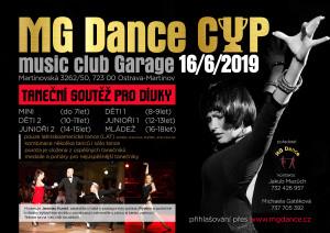MG DANCE CUP 2019