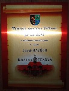 Sportovci Vítkovic 2013